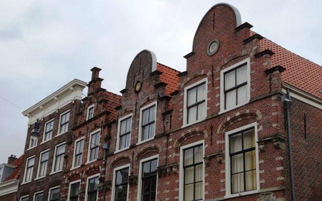 Haarlemse gevels fotoPR